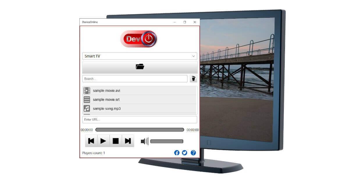 DeviceOnline-Free Media Streamer